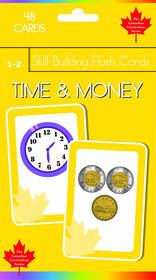 Grade 1-2 Skill Building - Time&Money - English Edition