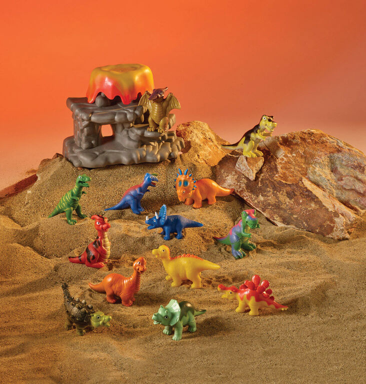 Animal Planet - dinosaur preschool set