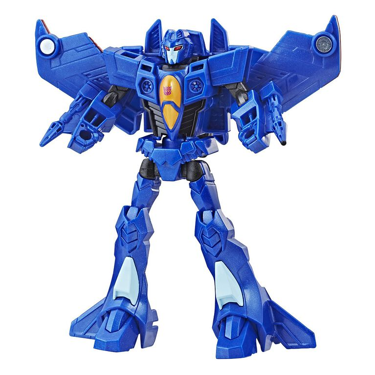 Transformers Cyberverse Warrior Class Thundercracker - R Exclusive