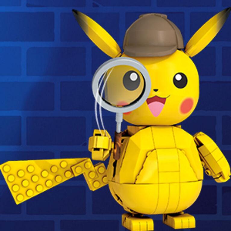 Mega Construx Pokemon Detective Pikachu