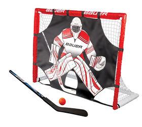 Bauer Street Hockey Goal Set