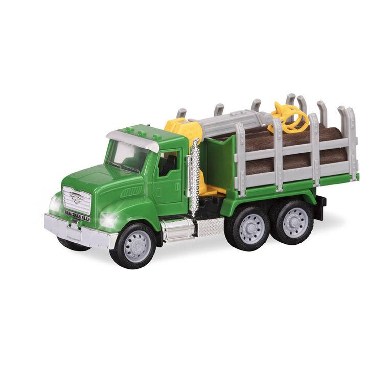 Driven, Camion forestier avec lumières et sons