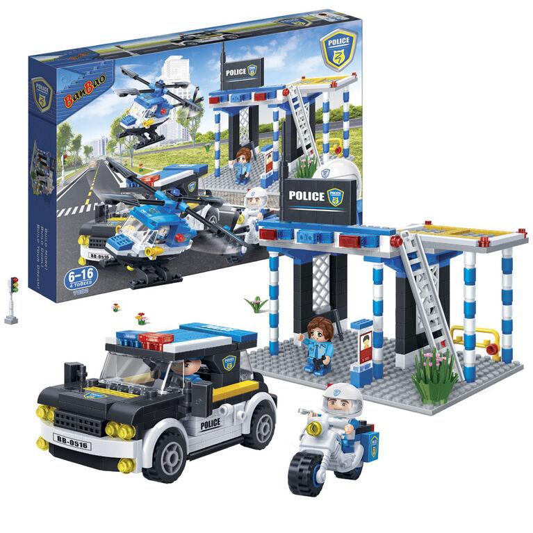 BanBao - Police Garage (7002)