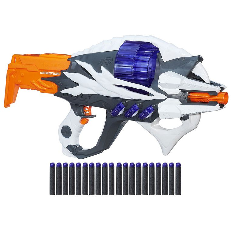 Nerf Alien Menace - Foudroyeur Incisor. - R Exclusif
