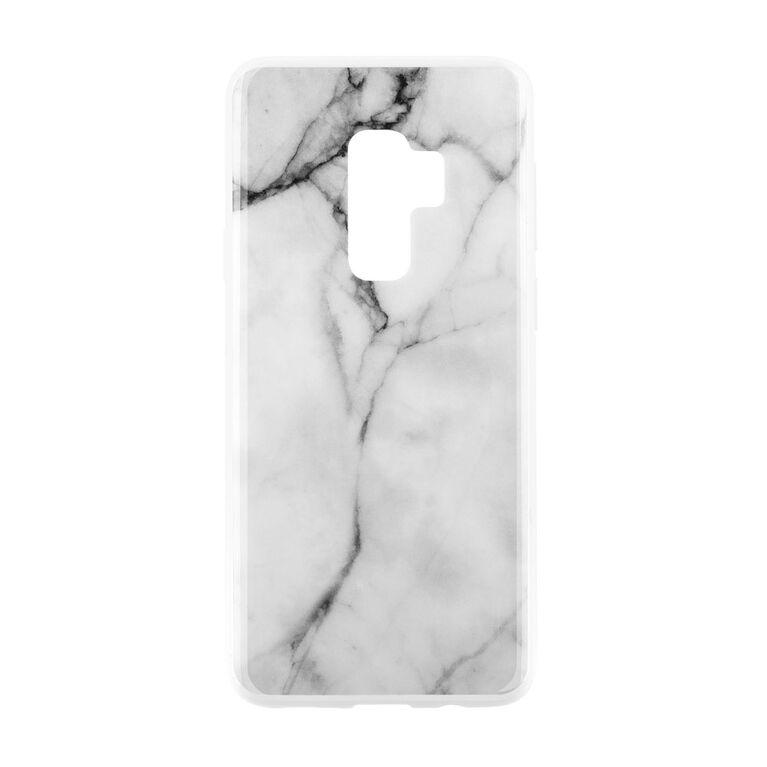 Blu Element Mist Case for Samsung Galaxy S9+ White Marble (MWMS9P)