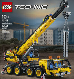 LEGO Technic La grue mobile 42108