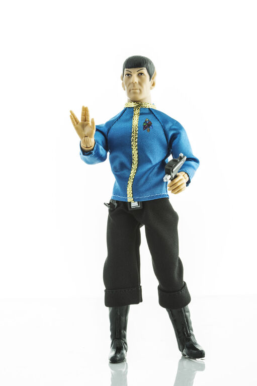 "Star Trek TOS - Mr. Spock  - Dress Uniform 8"" figure"
