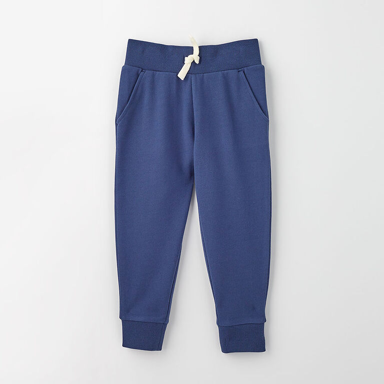 just chilling jogger, 3-4y - dark blue