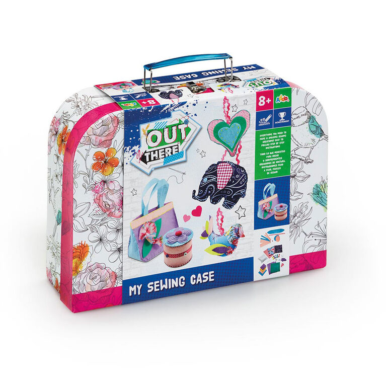 Out There My Sewing Case - R Exclusive