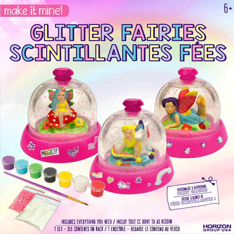 Make It Mine Glitter Fairies