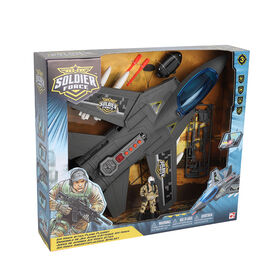 Soldier Force Air Hawk Attak Plane Playset - R Exclusive