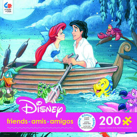 Ceaco Disney Friends - Something About Her Jigsaw Puzzle 200 Piece