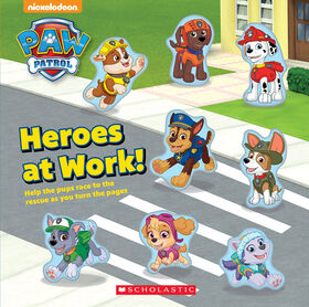 Scholastic - Paw Patrol: Heroes at Work