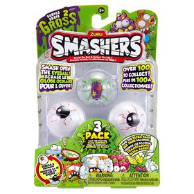 Smashers Gross 3 Pack