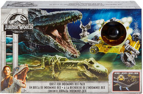 Jurassic World Quest for Indominus Rex Pack - R Exclusive