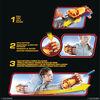NERF Power Moves Marvel Avengers Captain Marvel Photon Blast Gauntlet