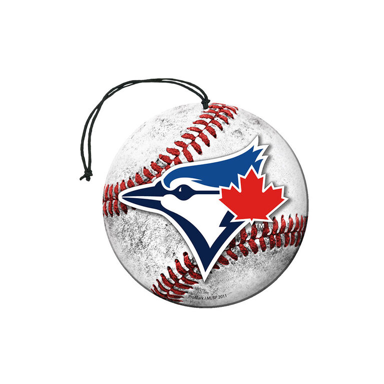 Toronto Blue Jays Paper Air Freshener 3 Pack