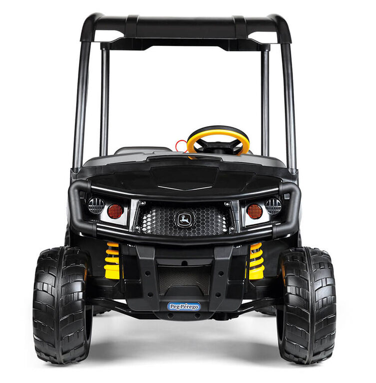 Peg-Perego John Deere Gator XUV-550 Midnight Black Edition