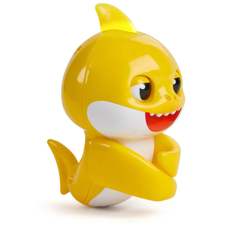 WowWee Pinkfong Baby Shark Fingerlings - Baby Shark - Pre-school Interactive Toy