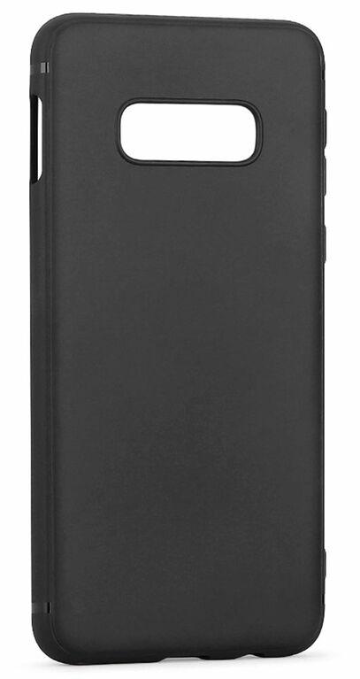 Blu Element Étui Gel Skin Noir pour Samsung Galaxy S10e