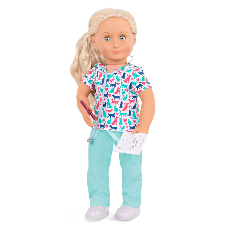 Our Generation, Healthy Paws, Veterinarian Outfit for 18-inch Dolls