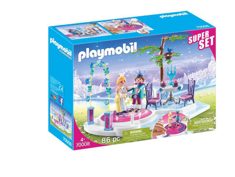 Playmobil Superset Royal Ball 70008