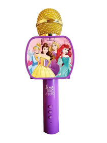 Disney Princess Bluetooth Karaoke Microphone