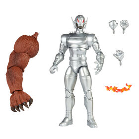PRE-ORDER, SHIPS JUL 5, 2021 - Hasbro Marvel Legends Series Ultron Action Figure Toy, Includes 5 accessories and Build-A-Figure Part