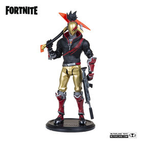 Fortnite - Figurine de 7 pouces - Red Strike