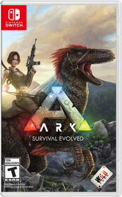 Nintendo Switch - Ark Survival Evolved