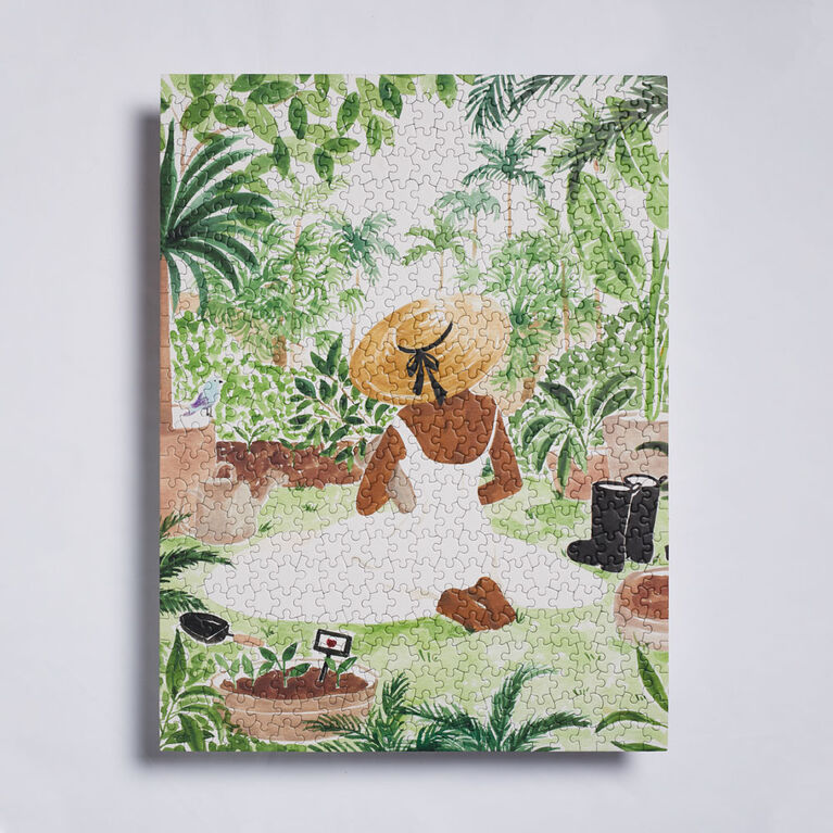 Enigma Art Puzzles Sabina Fenn 550 piece puzzle - English Edition