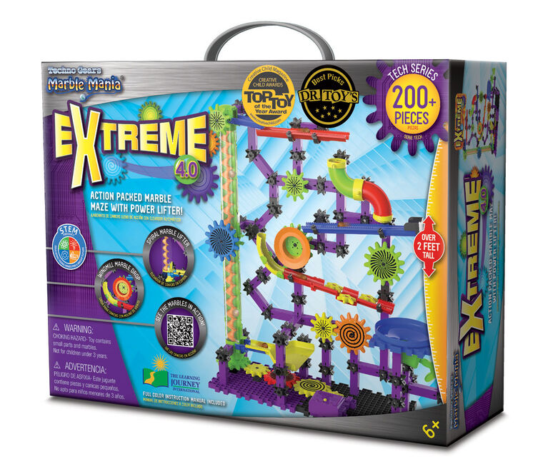 Techno Gears Marble Mania Extreme 40