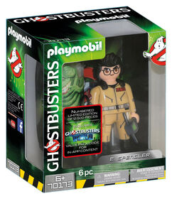 Playmobil -  Ghostbusters Collection Figure E Spengler