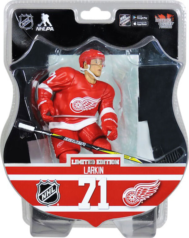 """Dylan Larkin Detroit Red Wings 6"""" NHL Figures"""