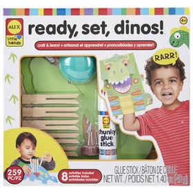 ALEX  Little Hands Ready Set Dinos