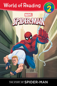 World of Reading The Story of Spider-Man (Level 2)