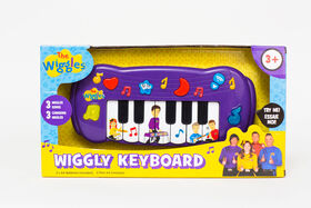 The Wiggles Wiggly Keyboard
