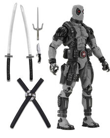 Deadpool X Force 1/4 Scale Figure