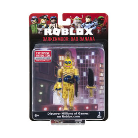 Roblox Figure Darkenmoor: Bad Banana - English Edition