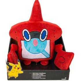 Pokémon Large Plush, ROTOM POKEDEX