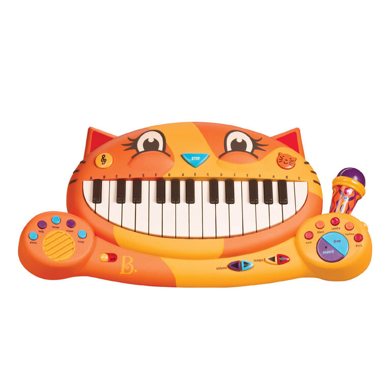 B. Toys Meowsic, Interactive Cat Keyboard