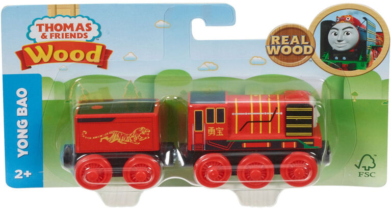 Fisher-Price Thomas & Friends Wood Yong Bao