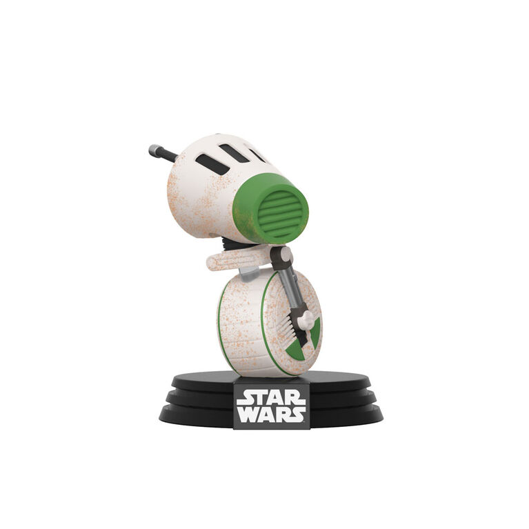 Figurine en vinyle D-O par Funko POP! Star Wars Rise of Skywalker