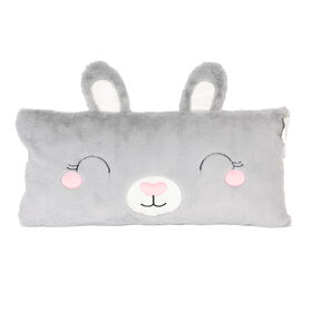 Baby's First By Nemcor Zoo-Piloo Jumbo Plush Pillow- Bunny