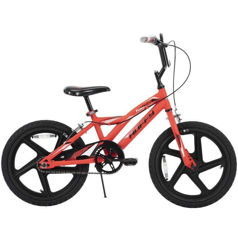 Huffy Flashfire - Vélo - rouge - 18 pouces  - Notre exclusivité