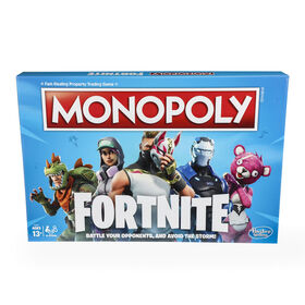 Hasbro Gaming Monopoly : édition Fortnite - Édition anglaise