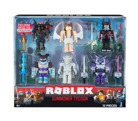 ROBLOX Summoner Tycoon Action Figure 6-Pack