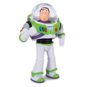 Toy Story Buzz Lightyear Action Figure - French Speaking Toy