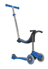 Globber Evo 4-in-1 Scooter Navy Blue
