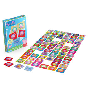 Peppa Pig Memory Matching Game